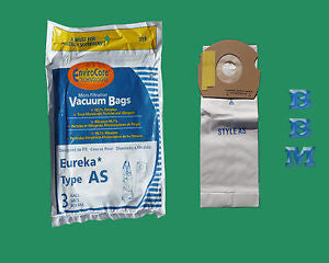 Eureka Vacuum Bag AS