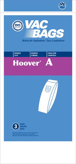 Hoover Vacuum Bag Type A
