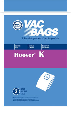 Hoover Vacuum Bag Type K