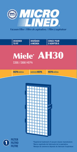 Miele Replacement AH30 Hepa Filter