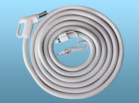 Central Vacuum Hose 30 Ft