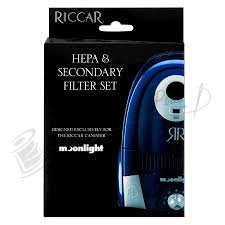Riccar Moonlight Filter Set