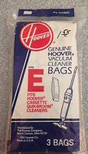 Hoover Vacuum Bag Type E