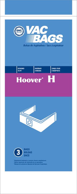 Hoover Vacuum Bag Type H