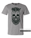 Dia De Los Muertos T-Shirt for Men - Halloween Short sleeve T-shirt for Day of the Dead
