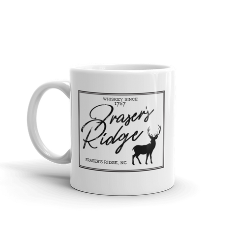 Fraser's Ridge Whiskey Mug - Coffee Mug - Outlander
