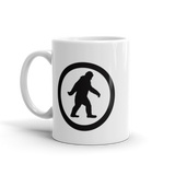 Sasquatch Mug - Inspirational Mugs from MicroThreads Apparel