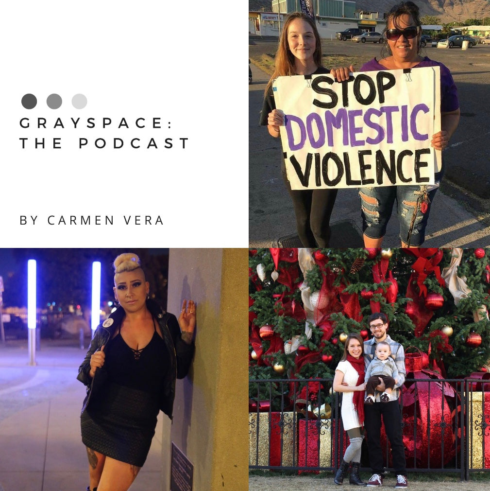 Grayspace: The Podcast is here!
