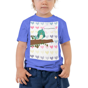 Tweetheart Toddler Short Sleeve Tee