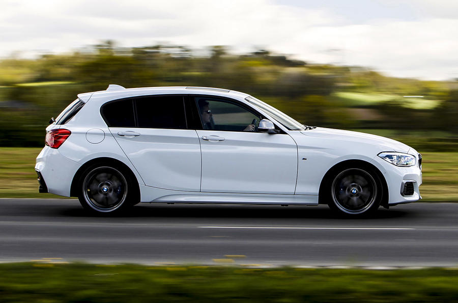 Ben's BMW M140i with BMS JB+ and Agency Power Intake!