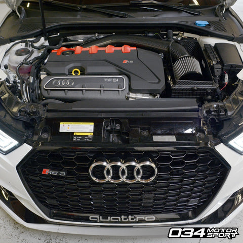034Motorsport Audi X34 Carbon Fiber Cold Air Intake System TTRS & RS3 2.5 TFSI EVO - ML Performance