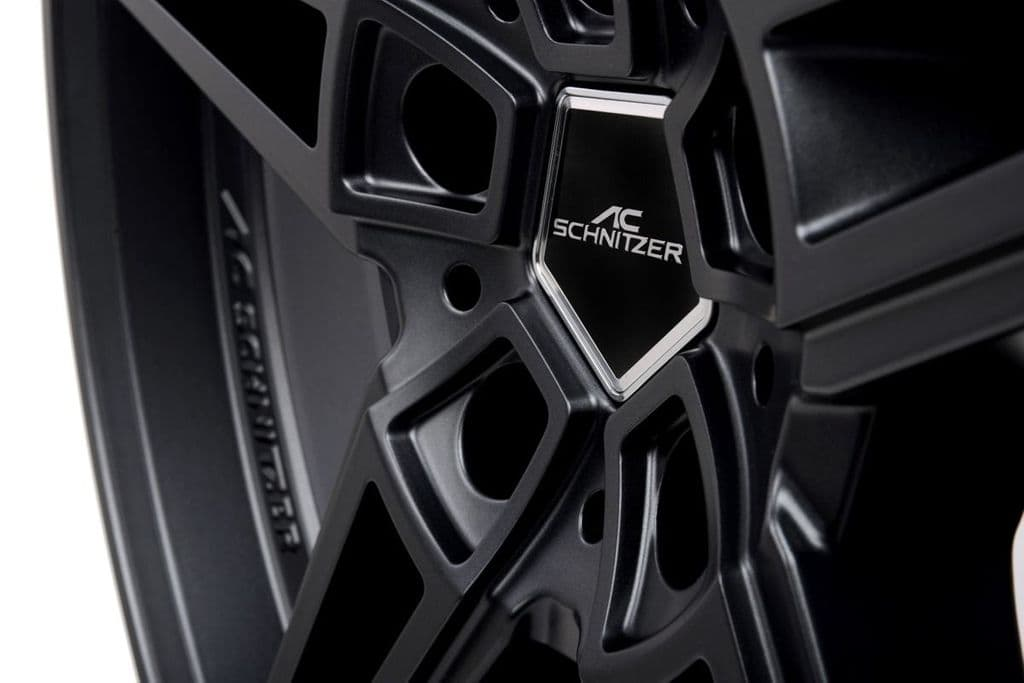 AC Schnitzer BMW F16 AC1 Anthracite Alloy Wheel Set (Inc. X6 40dx, X6 50ix & X6 M50dx) - ML Performance UK
