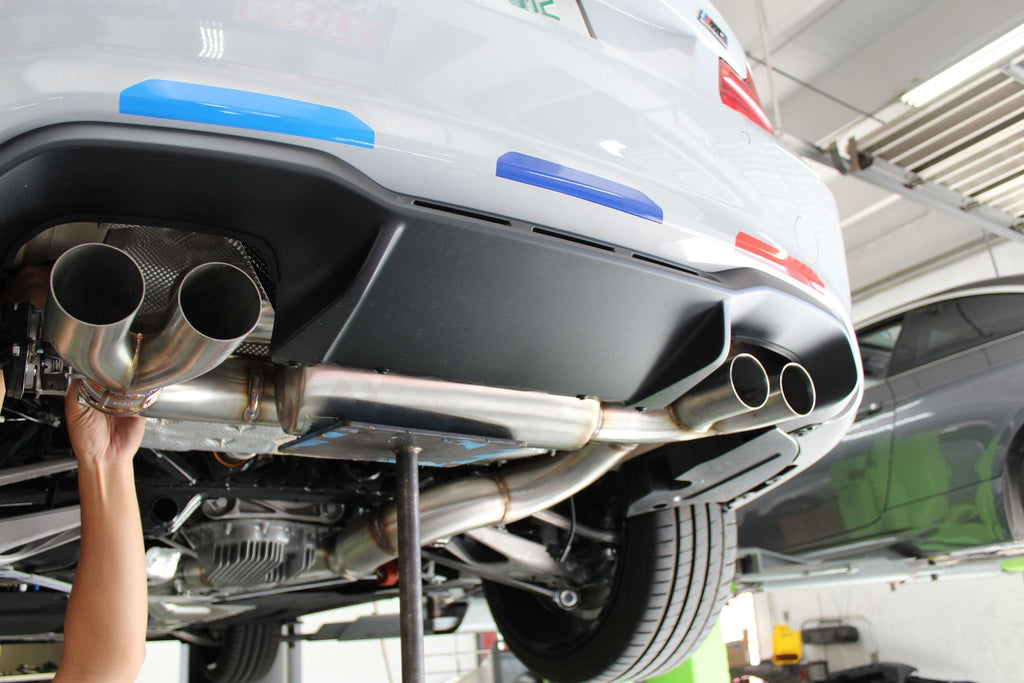 Active Autowerke (AA) BMW M2 Competition Signature Exhaust System | ML Performance UK