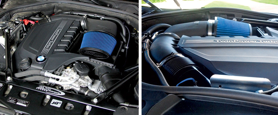 BMS BMW F Chassis F10 N55 Performance Intake (535i, 640i, X3, X5 & X6) - ML Performance UK