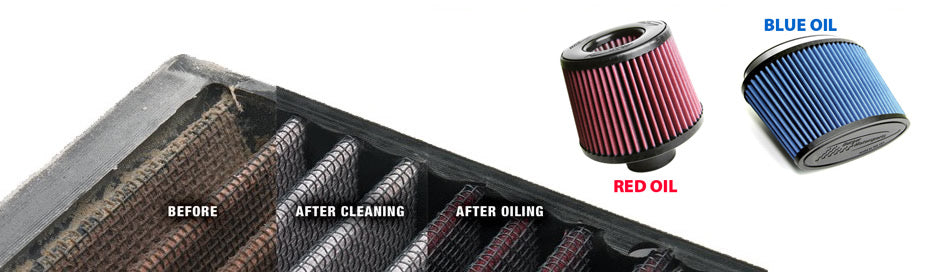 BMS Performance Air Filter Cleaning & Oil Kit - ML Performance UK