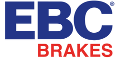EBC Brakes Logo - ML Performance UK