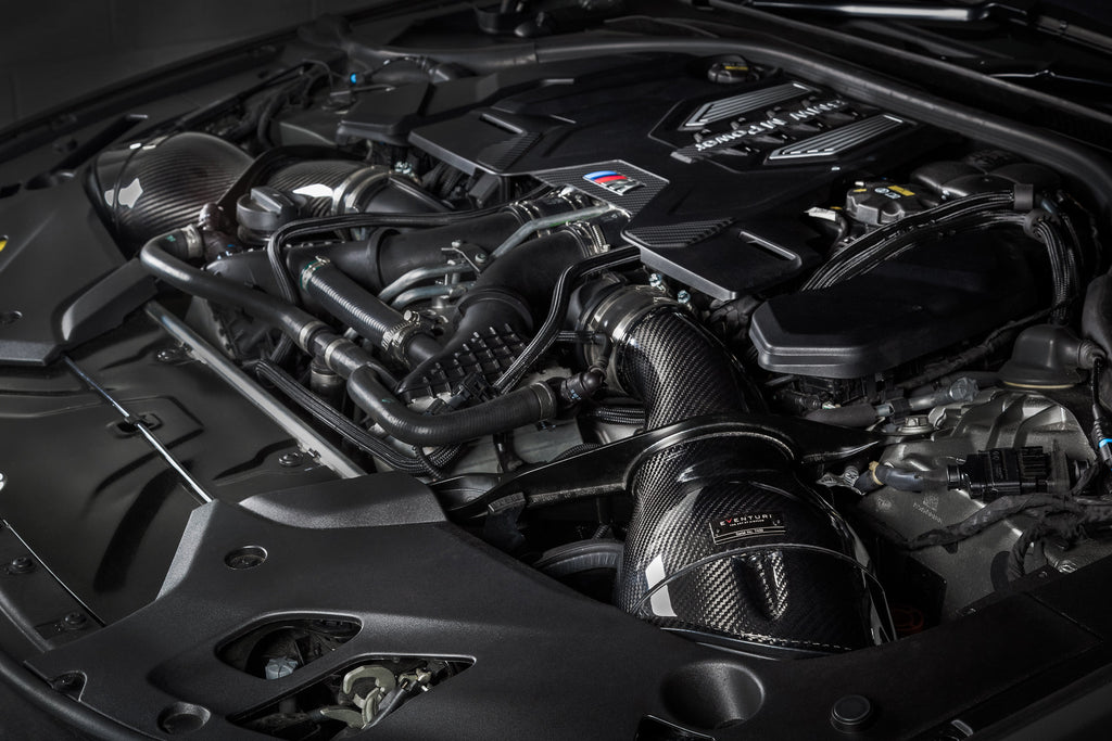 EVENTURI BMW F90 M5 V2 CARBON INTAKE SYSTEM | ML Performance UK