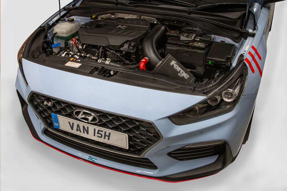 Forge Hyundai Induction Kit (i30N & Veloster N) - ML Performance
