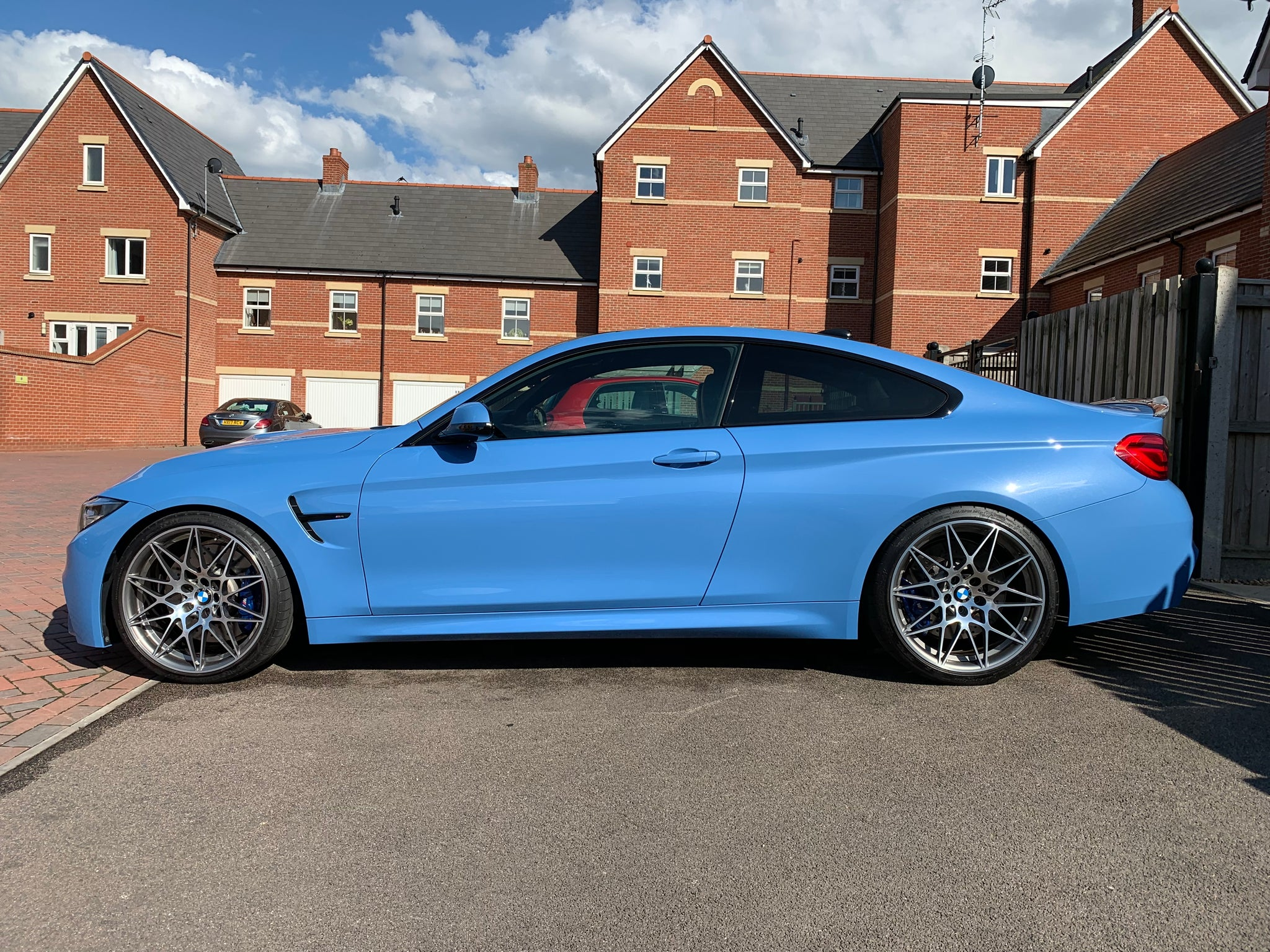 H&R BMW F30 F32 F82 35MM/40-45MM LOWERING SPRINGS (335I, 340I, 430I, 440I & M4) - Edgaras N. from M3/M4 UK Owners Club