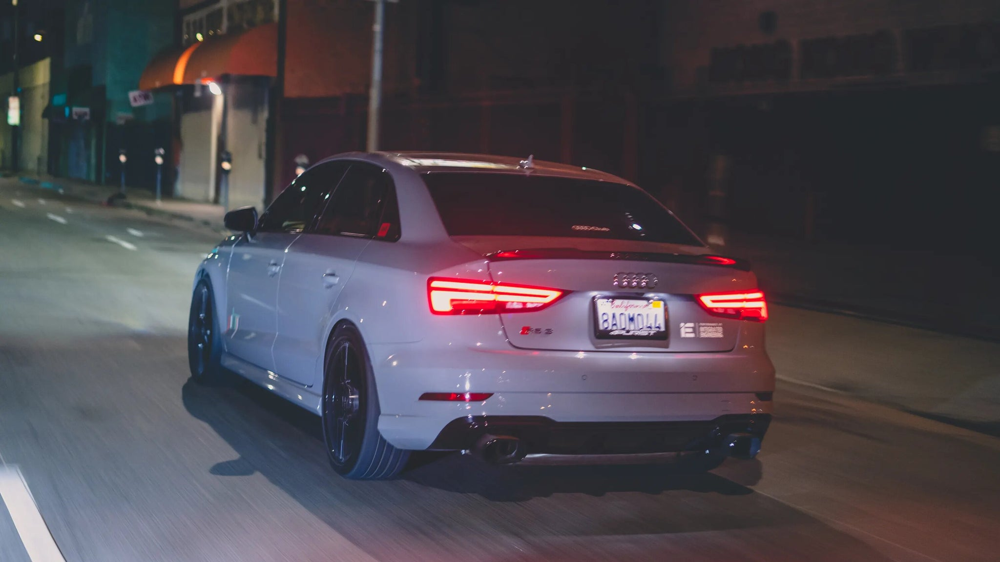 Integrated Engineering Audi 2.5 TFSI 8V RS3 Ultra-Performance Valved Catback Exhaust System - ML Performance UK