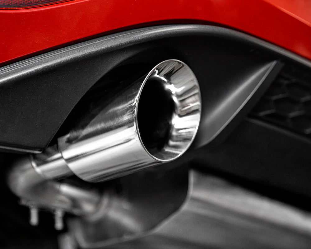 Integrated Engineering VW MK7 MK7.5 Golf GTI Catback Exhaust System - ML Performance UK