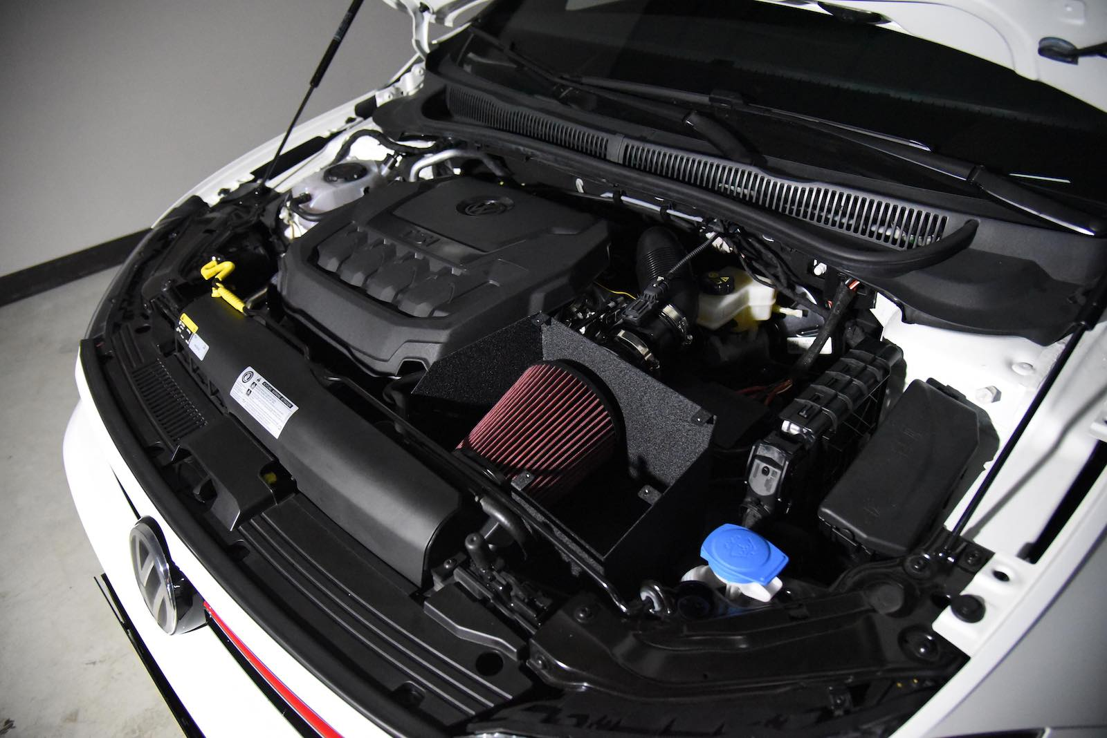 MST Performance VW MK6 Polo GTI Cold Air Intake System - ML Performance UK