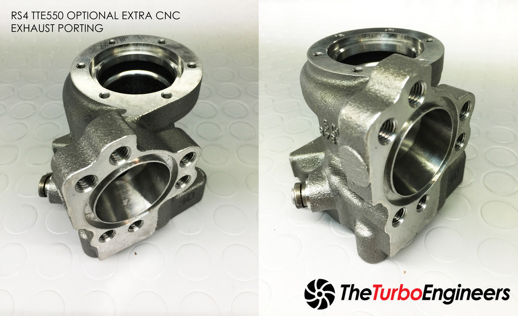 TTE Audi 2.7T Turbocharger Upgrade TTE550 (RS4, S4 B5 & A6) - ML Performance UK