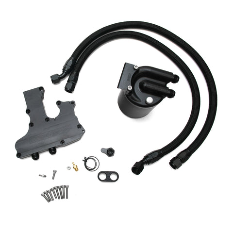 034Motorsport Catch Can Kit, B8/B8.5 Audi A4/A5/Q5 2.0 TFSI - ML Performance