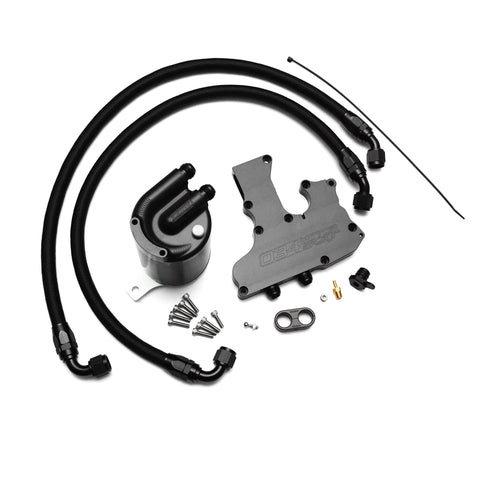 034Motorsport Catch Can Kit, 8J/8P Audi TT/A3 & MkV/MkVI Volkswagen GTI/GLI 2.0 TSI - ML Performance