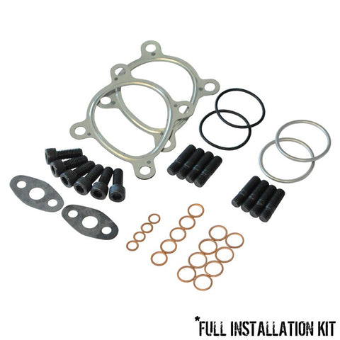 034Motorsport Turbo Installation Hardware Kit (2.7T), K03/K04 & 605 Turbos, Full Kit - ML Performance