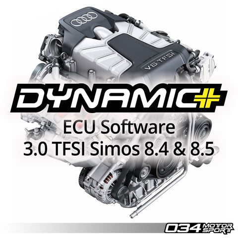 034Motorsport Audi 3.0TFSI Performance Software (B8/B8.5 S4/S5/Q5/SQ5) - ML Performance UK