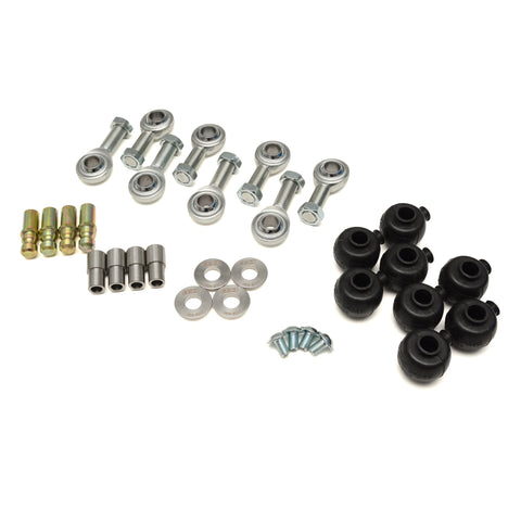 034Motorsport Rebuild Kit, Motorsport Adjustable Front Upper Control Arms for B5/B6/B7 Audi - ML Performance