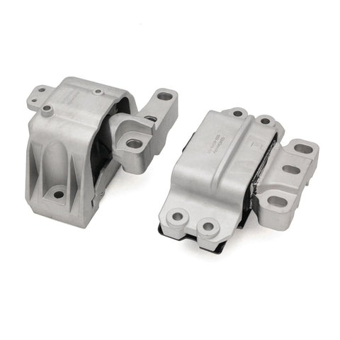 034Motorsport Motor Mount Pair, Street Density, MkV/MkVI Volkswagen Golf/Jetta & 8P Audi A3 2.0 TDI - ML Performance