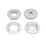 034Motorsport Billet Aluminum Rear Subframe Mount Insert Kit, B8/B8.5 Audi A4/A5/Allroad - ML Performance