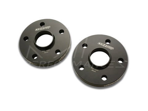 034Motorsport Wheel Spacer Pair, 20mm, Audi/Volkswagen 5x112mm with 57.1mm Center Bore - ML Performance UK
