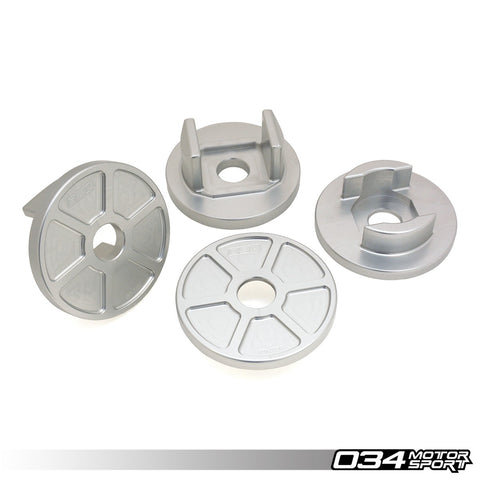 034Motorsport Audi Rear Subframe Mount Insert Kit B8B8.5 (S4, RS4, S5, RS5, Q5 & SQ5) - ML Performance UK