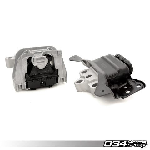 034Motorsport Audi VW MOTOR MOUNT PAIR, DENSITY LINE, 8V/8S AUDI A3/S3 & TT/TTS, MKVII VOLKSWAGEN GOLF/GTI/R - ML Performance