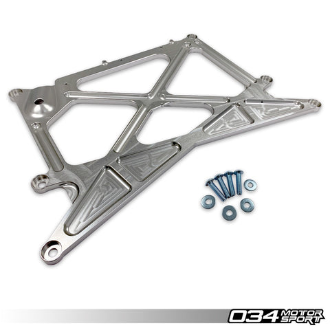 034Motorsport Audi B8.5 RHD X-Brace Billet Aluminium Chassis Reinforcement (A4/S4/RS4, A5/S5/RS5, Q5/SQ5) - ML Performance UK