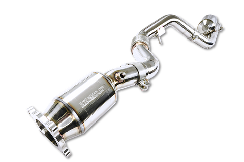 Stone Exhaust Audi EA888 B9 Eddy Catalytic Downpipe (Inc. A4 40 TFSI & A5 40 TFSI) - ML Performance UK
