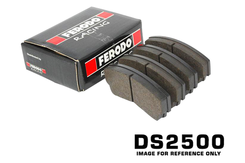 Ferodo BMW FCP4611H DS2500 Front Brake Pads (Inc. M140i, M240i, M2 & M3) - ML Performance UK