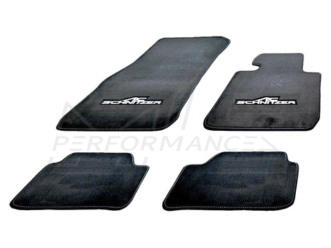 AC Schnitzer BMW F36 Luxury Floor Mats (Inc. 430i, 435i & 440i) - ML Performance UK