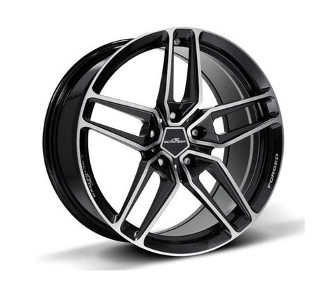 "AC Schnitzer BMW F01 F02 21"" Type VIII Forged Alloy Wheel Set (Inc. 740i, 750i, 750Li & 760Li) - ML Performance UK"