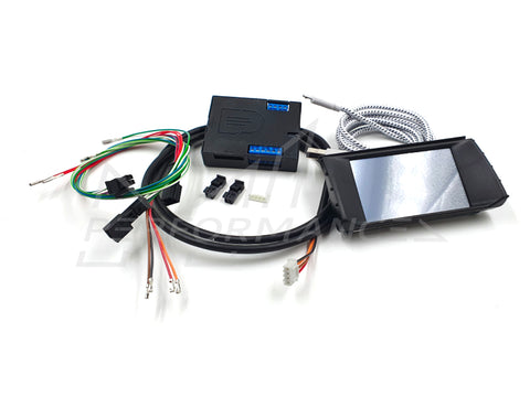 AK-Motion BMW F10 F11 Data Display (Inc. 535i, 550i, M550dx & M5) - ML Performance UK