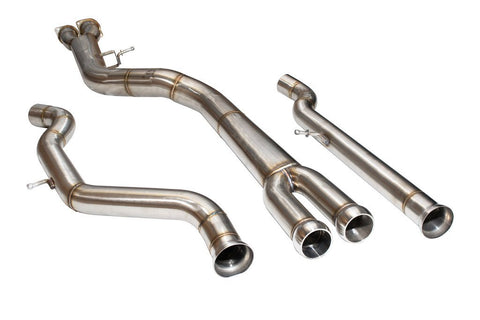 Active Autowerke (AA) BMW M2 Competition Exhaust Mid-Pipe - ML Performance UK