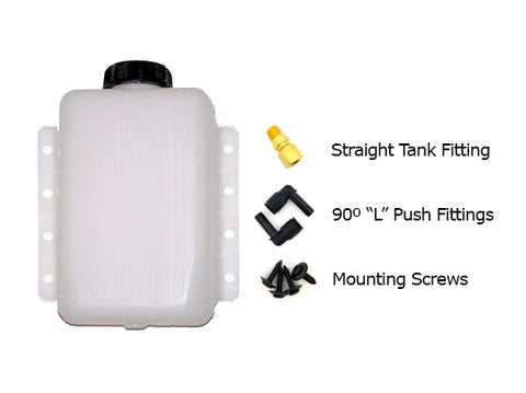 BMS BMW 1 & 2 Gallon Universal Meth Tank - ML Performance UK