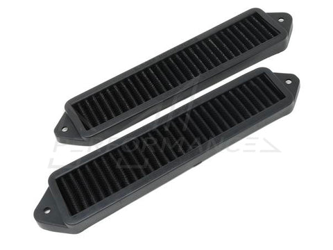 BMS BMW E81 E82 E84 E90 E92 Cowl Filters - ML Performance UK