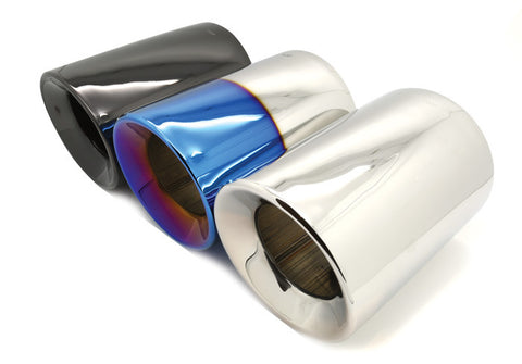 BMS BMW E Chassis E90 E91 E92 E93 335i Exhaust Tips - ML Performance UK