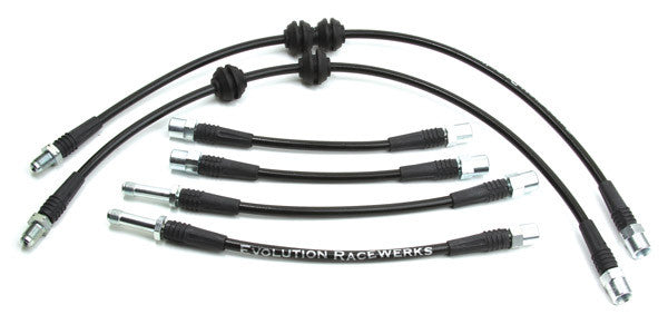 1999 Tahoe Brake Lines Stainless Steel : Bms bmw e stainless steel brake line i