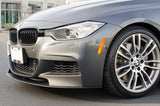 Genuine BMW M Performance Front Splitter in Matte Black 3 Series F30 F31 - ML Performance UK