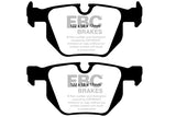 EBC BMW E90 E91 Yellowstuff Street/Track Rear Brake pads (325i) ML Performance UK